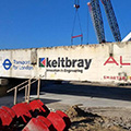 Logo's Heaviest UK Single Crane Lift